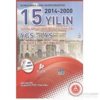 A Yayınları 15 Yılın YGS LYS Türkçe Edebiyat Soruları ve Ayrıntılı Çözümleri