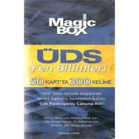 ÜDS FEN BİLİMLERİ - 50 KARTTA 300 KELİME