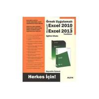 Örnek Uygulamalı Excel 2010 ve Excel 2013 Yenilikler Eğitim - Hayrettin Üçüncü