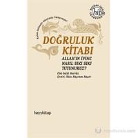 Doğruluk Kitabı-Ebu Said Harraz