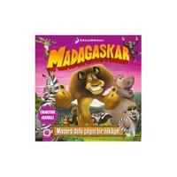 Madagaskar Penguenleri Macera Dolu Çılgın Bir Hikaye