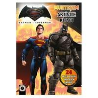 Batman ve Superman Muhteşem Aktivite Kitabı