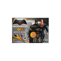 Batman V Superman Dev Aktivite Kitabı 1-Kolektif