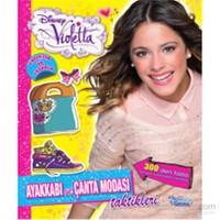 Disney - Violetta - Ayakkabı Ve Çanta Modası Taktikleri