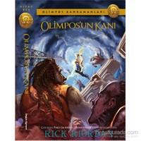 Olimpos Kahramanları 5 Olimpos'un Kanı - Rick Riordan