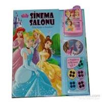 Disney Prenses Sinema Salonu Öykü Kitabı Ve Projektör-Kolektif