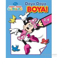Doya Doya Boya Mickey Mouse Club House-Kolektif