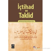 İçtihad Ve Taklid-Kadi'Allame Şeyh Muhammed Buhayt El-Muti'İ