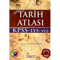 Merkez Akademi Özgün Tarih Atlası KPSS-LYS-YGS