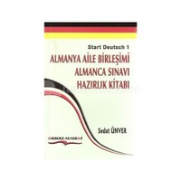 Almanya Aile Birleşimi Almanca Sınavı Hazırlık Kitabı