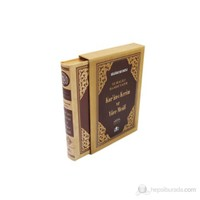 Kur'an-ı Kerim ve Kelime Meali (Cami Boy - Kutulu) (Bilgisayar Hatlı)