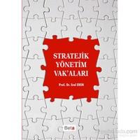 Stratejik Yönetim Vak'Aları-Erol Eren