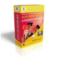 Açık Lise Coğrafya 2 Görüntülü Eğitim Seti 1 DVD + Rehberlik Kitabı