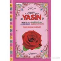 41 Yasin Türkçe Okunuş Ve Mealleri - Orta Boy (Pembe Güllü - Kod Fo33)-Kolektif