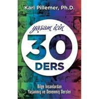Butik Yayınları Yaşam İçin 30 Ders Karl Pillemer-Karl Pillemer