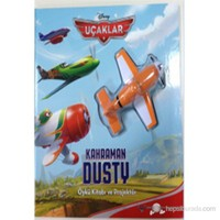 Disney Uçaklar Kahraman Dusty-Bill Scollon