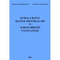 Kurallara Bağlı Maliye Politikaları Ve Avrupa Birliği Uygulaması