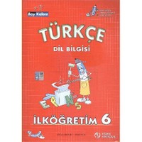Bay Kalem Türkçe Dil Bilgisi 6
