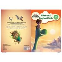 Disney İyi Bir Dinozor Çıkartmalı Boyama Kitabı