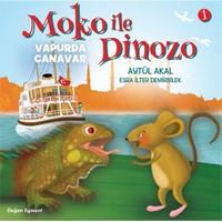 Moko İle Dinozo 1: Vapurda Canavar - Aytül Akal