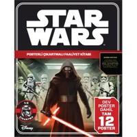 Disney Starwars: Posterli Çıkartmalı Faaliyet Kitabı-Kolektif