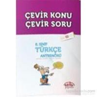 Editör 8. Sınıf Türkçe Antrenörü Çevir Konu Çevir Soru