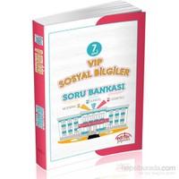 Editör 7.Sınıf Vip Sosyal Bilgiler Soru Bankası - Faruk Kara