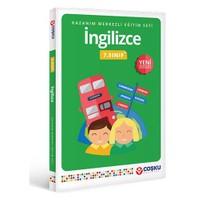 Coşku Yayınları 7. Sınıf Kames İngilizce