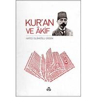 Kur'An Ve Akif-Hatice İslamoğlu Erdem