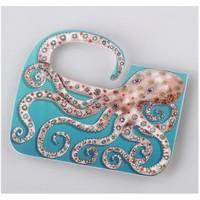 I Mark Bookmark Octopus