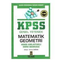 Tekağaç Kpss Genel Yetenek Matematik Geometri Konu Anatımlı Soru Bankası 2010