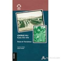 Çekirge Yılı - (Kudüs 1915 - 1916)