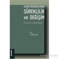 İslam Düşüncesinde Süreklilik ve Değişim