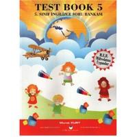 Test Book-5 (5. Sınıf İngilizce Soru Bankası)