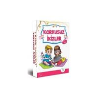 3. Ve 4. Sınıf Korkusuz İkizler Hikaye Seti İlkokul