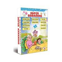 2. Ve 3.Sınıf Süper Babaanne Hikaye Seti İlkokul