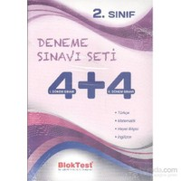 Bloktest 2. Sınıf Deneme Sınavı Seti 44