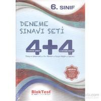 Bloktest 6. Sınıf Deneme Sınavı Seti 44-Kolektif