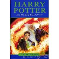 Harry Potter And The Half - Blood Prince- 6 ( İngilizce )