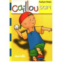 Caillou - Faaliyet Kitabı (Sarı)