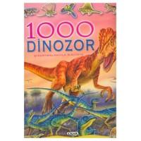 1000 Dinozor (çıkartmalarıyla Birlikte)