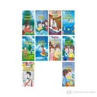 Oğuz'Un Maceraları Dizisi 10 Kitap Takım-Fatma Tatcı