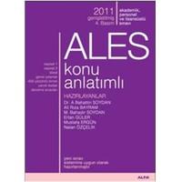 Ales - Akademik Personel Ve Lisansüstü Sınavı 2011