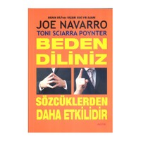 Beden Diliniz Sözcüklerden Daha Etkilidir-Joe Navarro
