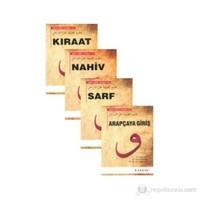 Adım Adım Arapça (4 Cilt Takım)