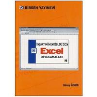 İnşaat Mühendisleri İçin Excel Uygulamaları