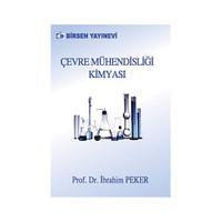 Çevre Mühendisliği Kimyası-İbrahim Peker