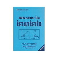 Mühendisler İçin İstatistik - Mehmetçik Bayazıt