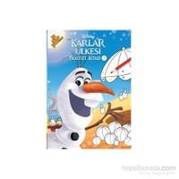 Disney Karlar Ülkesi Faaliyet Kitabı 1-Kolektif