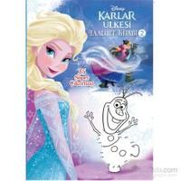 Disney Karlar Ülkesi Faaliyet Kitabı 2-Kolektif